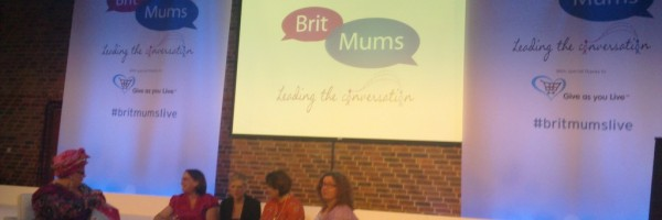 Blogging for the greater good workshop - some fab top bloggers telling us all about using your voice for a worthy cause
