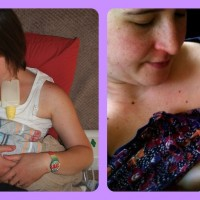 Breastfeeding the second time around