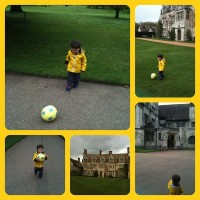 The ball and the Abbey – #CountryKids