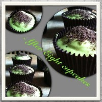 Cupcake of the month (May): After Eight