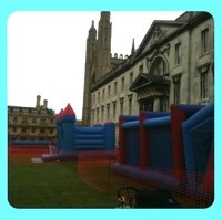 King's College Family Fun Day – #CountryKids