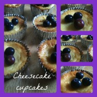 Cupcake of the month (June): cheesecake cupcakes