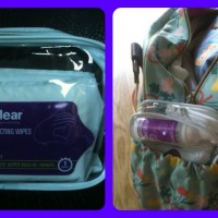 Noroclear anti-bacterial products (review)