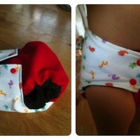 Sew, sew, sew your nappies