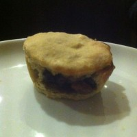 Mince pies with a twist