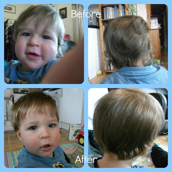 Andrew hair Collage