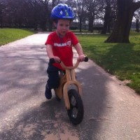 Toddler Triathlon for Sport Relief