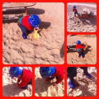 The sand park – #CountryKids