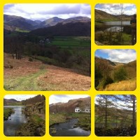 Watendlath tarn walk – #CountryKids